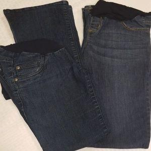 Ladies Maternity Jeans